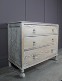 Chest of drawers - Oak