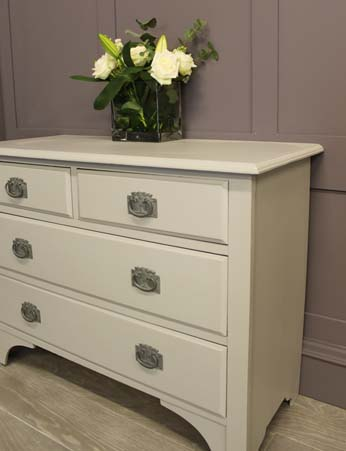 Chest of drawers - painted
